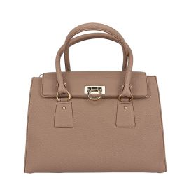Salvatore Ferragamo Medium Gancio Tote