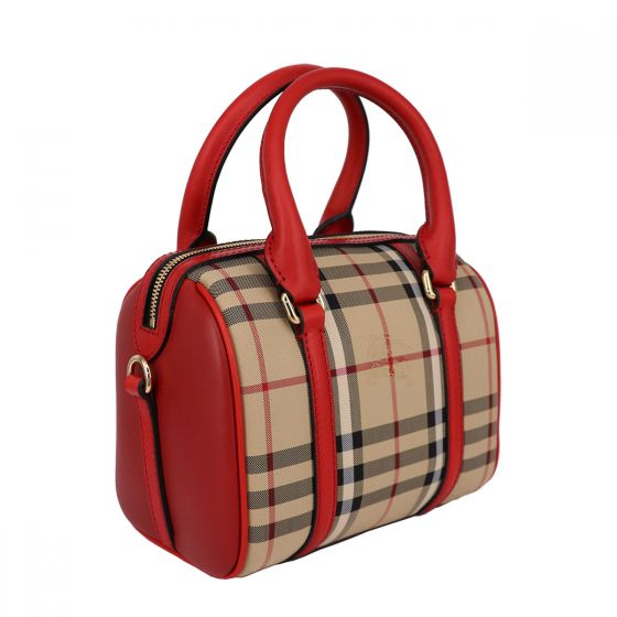 504d5e6d6236 Small Horseferry Check Alchester Bowling Bag
