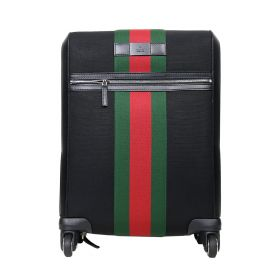 Gucci Techno fabric wheeled carry-on suitcase