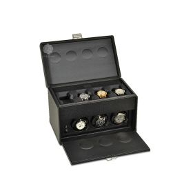 Scatola del Tempo Black 7RT Over Size Watch Winder