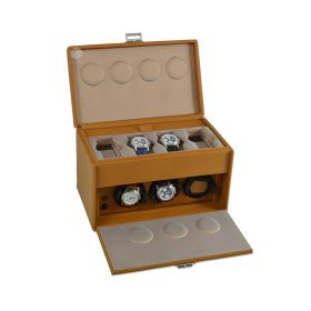 Scatola del Tempo Nut 7RT Over Size Watch Winder