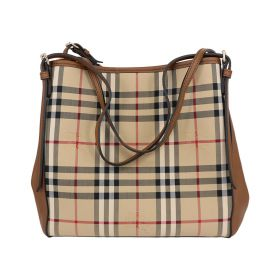 Burberry Horseferry Check Small Canterbury Panels Tote